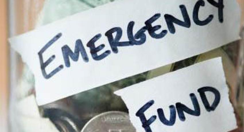 Emergengy Fund Jar